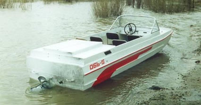 лодка маи